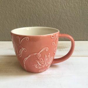 Starbucks Kitchen - Starbucks pink floral mug
